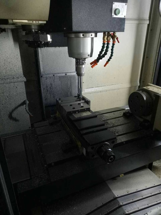 CNC Machine Center 2